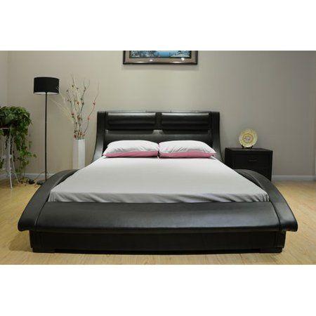 Best Home Upholstered Platform Bed Modern Platform Bed 400 x 300