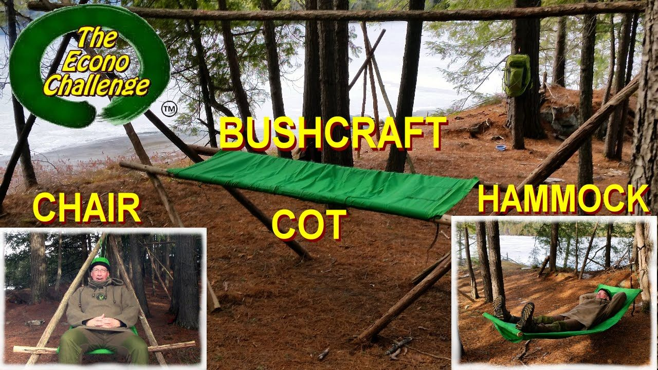 bushcraft 4 in 1 camping hammock   bed   chair   cot bushcraft 4 in 1 camping hammock   bed   chair   cot   hamaka      rh   pinterest co uk