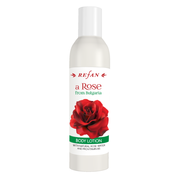 Body Lotion A Rose From Bulgaria 250ml Body Lotion Rose Oil Lotion