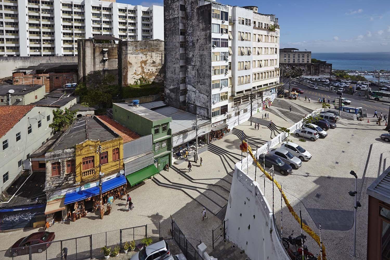 Galeria de Ladeira da Barroquinha / Metro Arquitetos Associados - 1