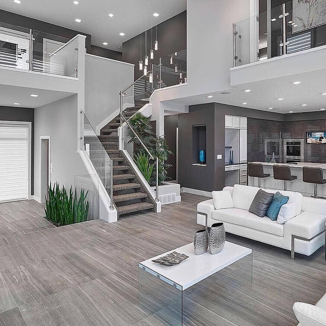 Modern Home Design Ideas Gray: Its-my-living: Home Inspiration (With