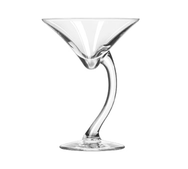 Libbey 7700 Bravura 6.75 oz Martini Glass - 12 / Case