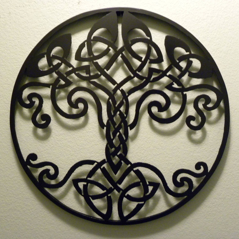 Tree of life ornament - Celtic Tree Of Life