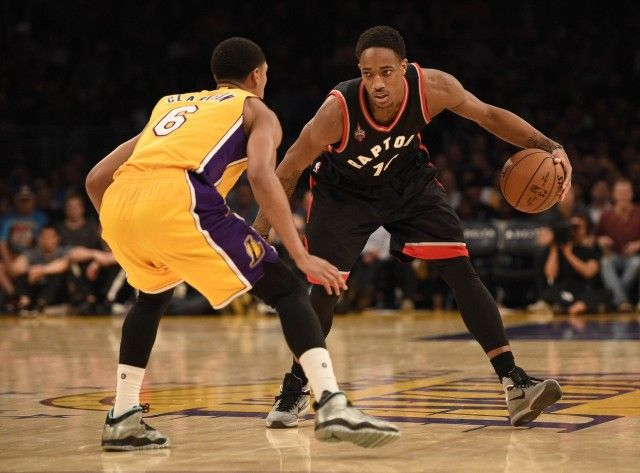 116f8beb0ba5 DeMar DeRozan of the Toronto Raptors has officially opted out of his  contract and will be one of the top-tier players in NBA free agency this  summer.