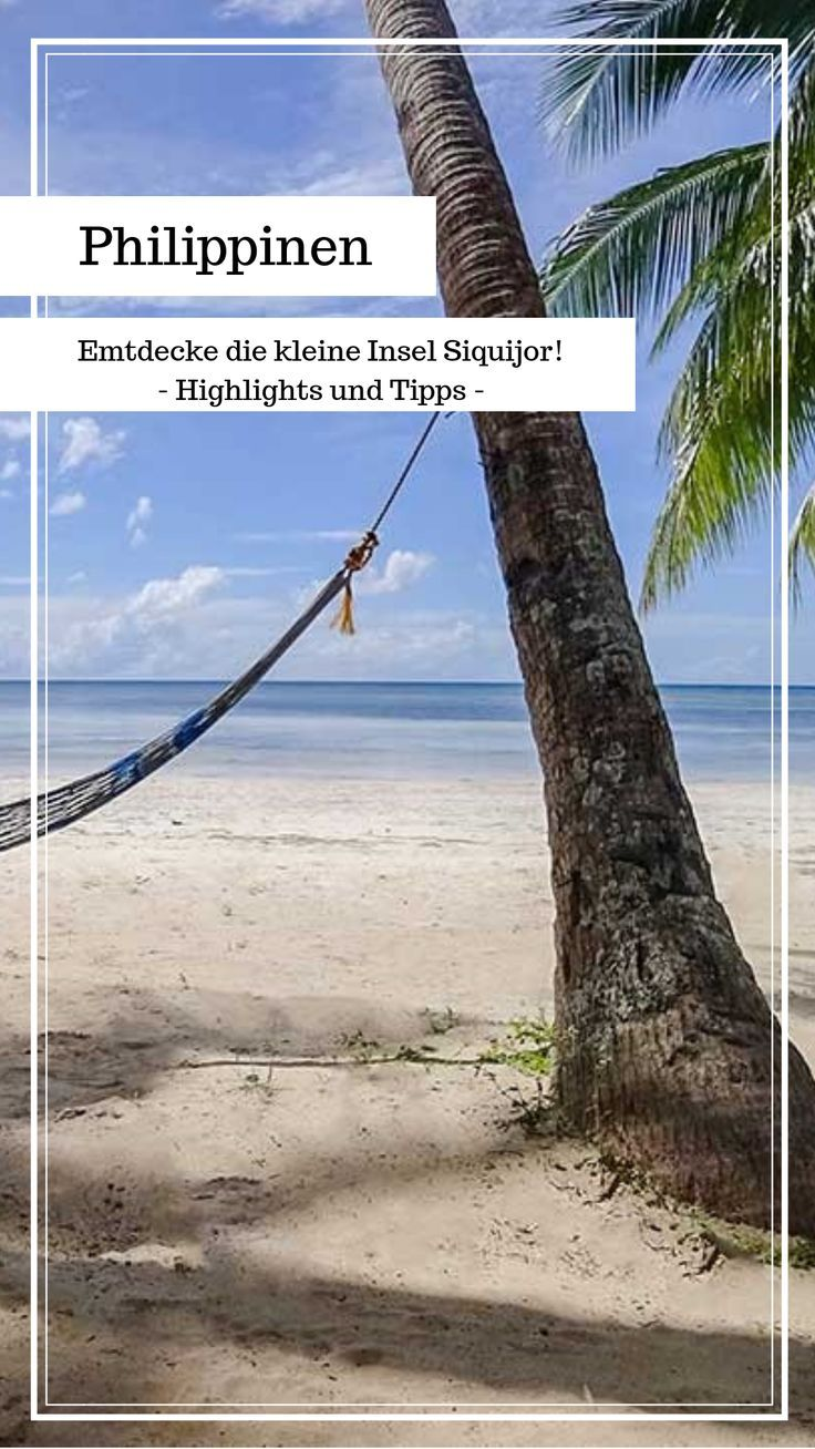 Photo of Gastbeitrag Siquijor – 5 Highlights auf der Hexeninsel   Reisen, Philippinen und Reise inspiration