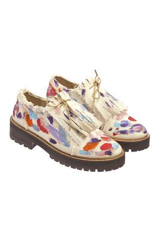 Anouki Chaussures À Lacets Lizrv