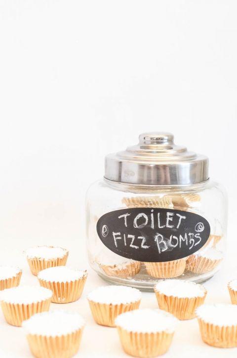 Toilet Fizz