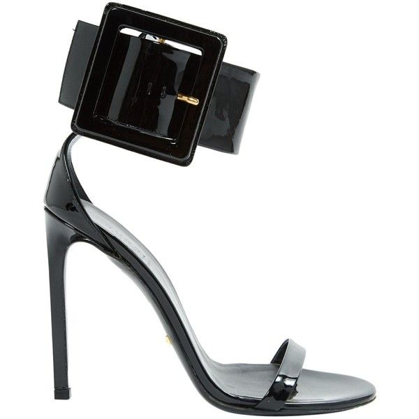 Pre-owned - Black Leather Heels Gucci 3rdT6