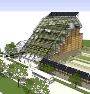Vertical Urban Greenhouse Urban Farming Greenhouse Farming Urban Agriculture
