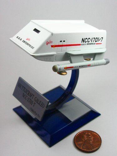 A2 Shuttlecraft Galileo NCC-1701-7 Furuta Star Trek Federation Ships & Alien Ships Collection 3 Alph @ niftywarehouse.com