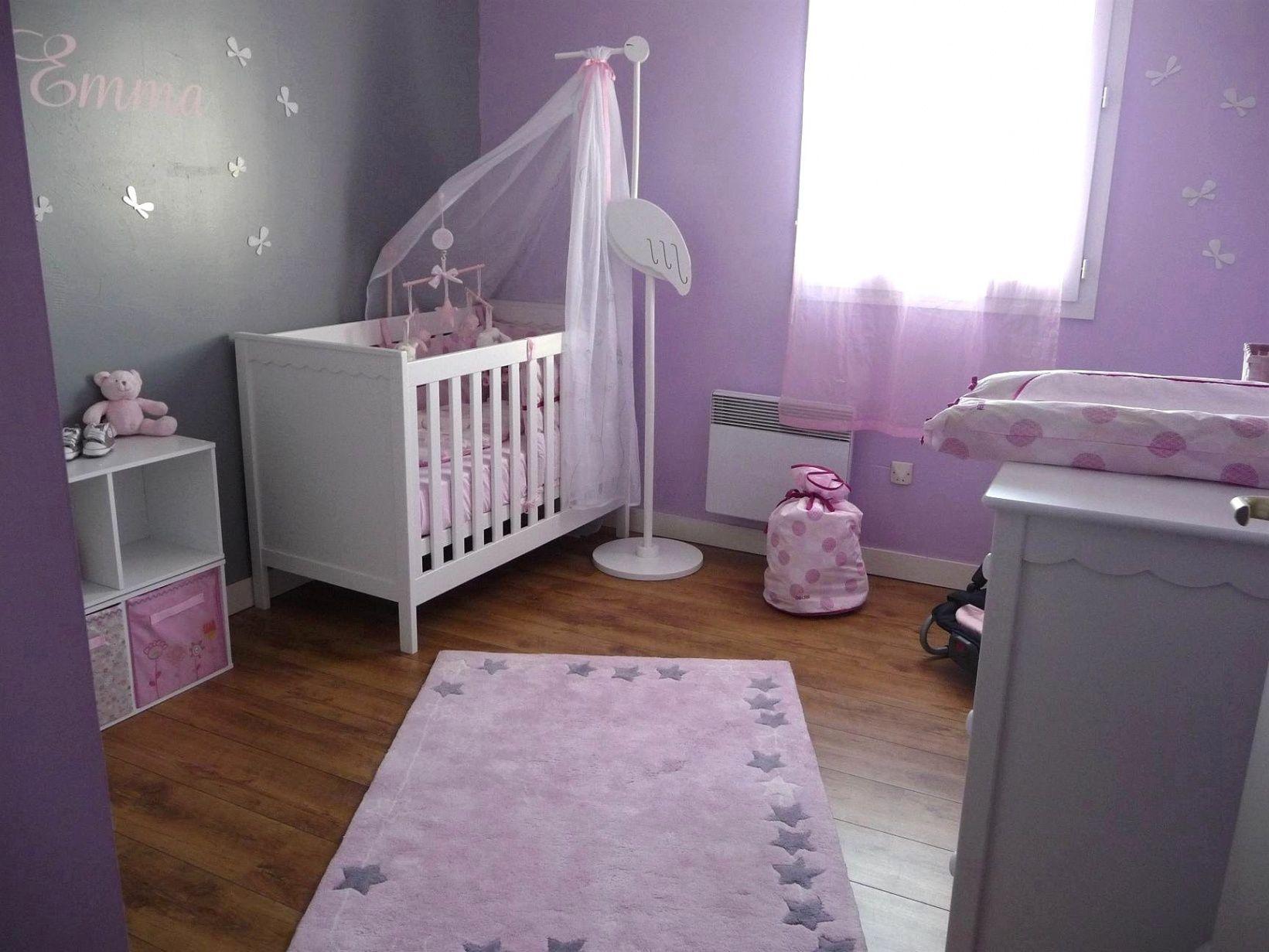 Deco Chambre Fille Fushia Et Gris décoration chambre bébé fille | décoration chambre bébé