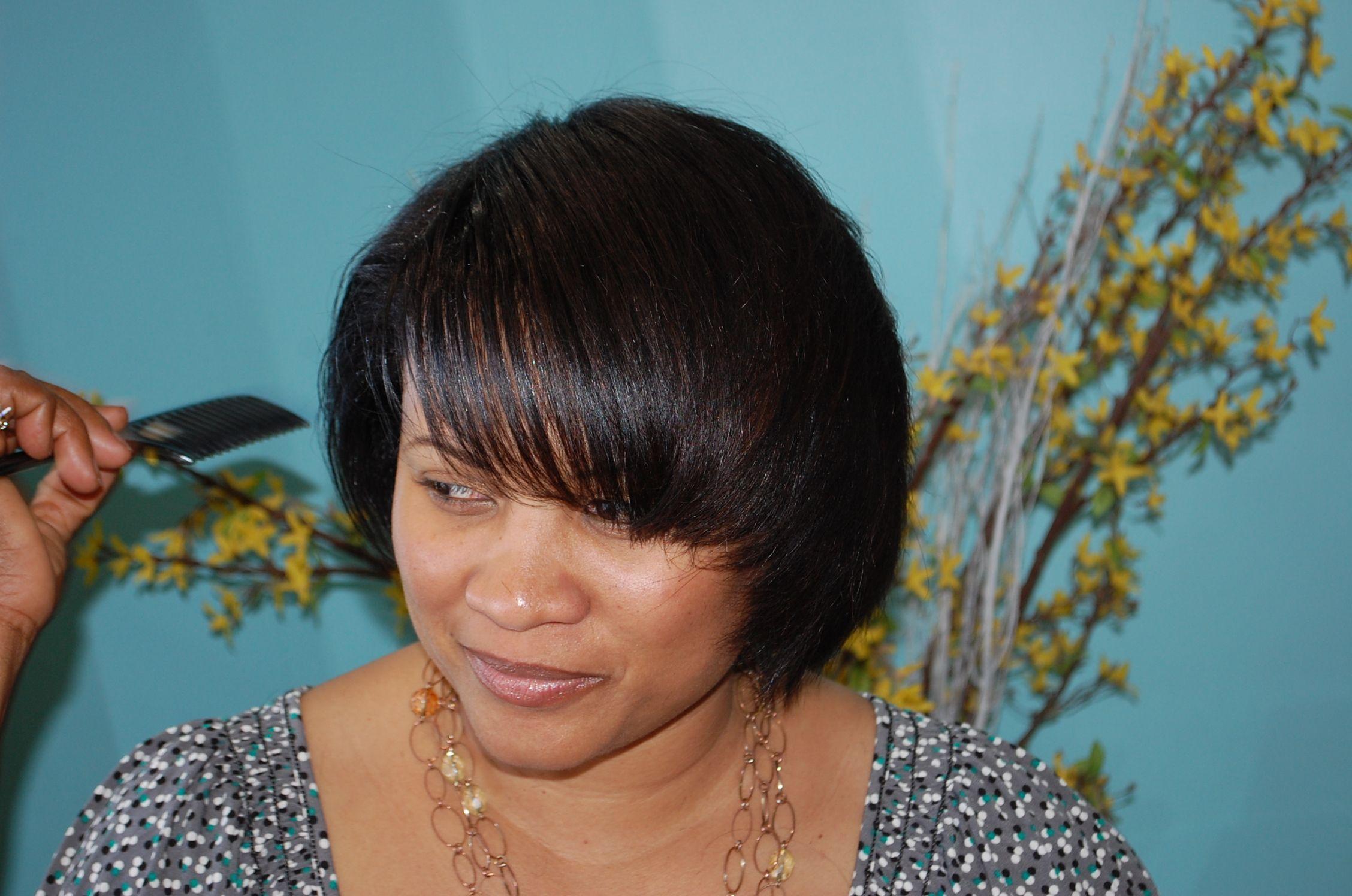 Short Hair Style,  natural Hair VA, Hair Salon #Woodbridge Va
