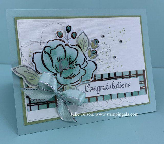 Flowering Foils for Facebook Live