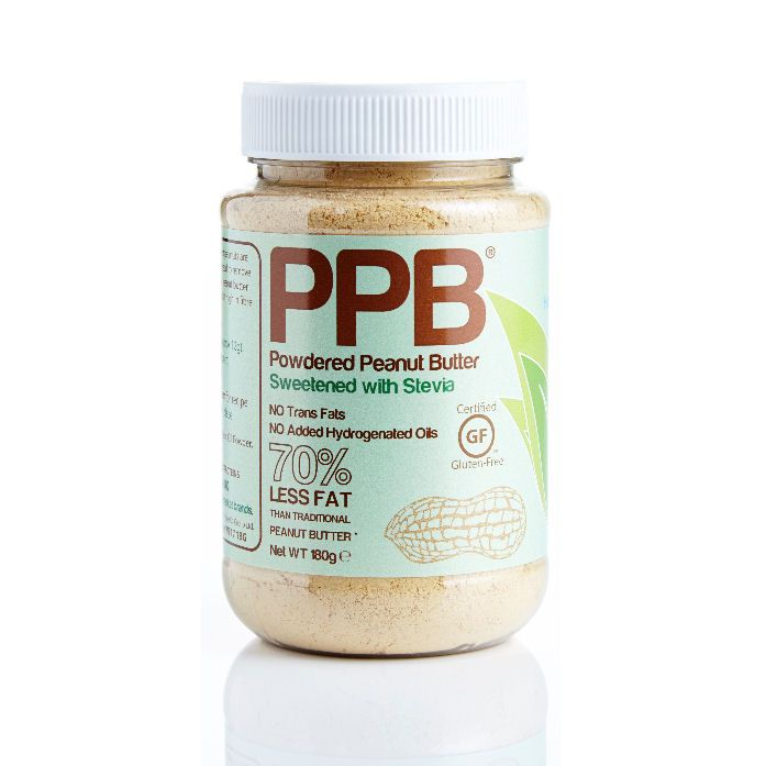 PPB® Powdered Peanut Butter Sweetened with Stevia