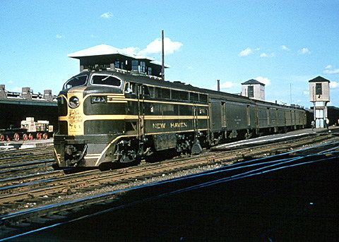 CPA 24-5 #293 C-Liner in Springfield on 10/17/1954