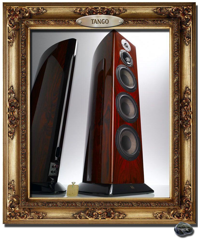 Franck Tchang.com: Tango Loudspeakers
