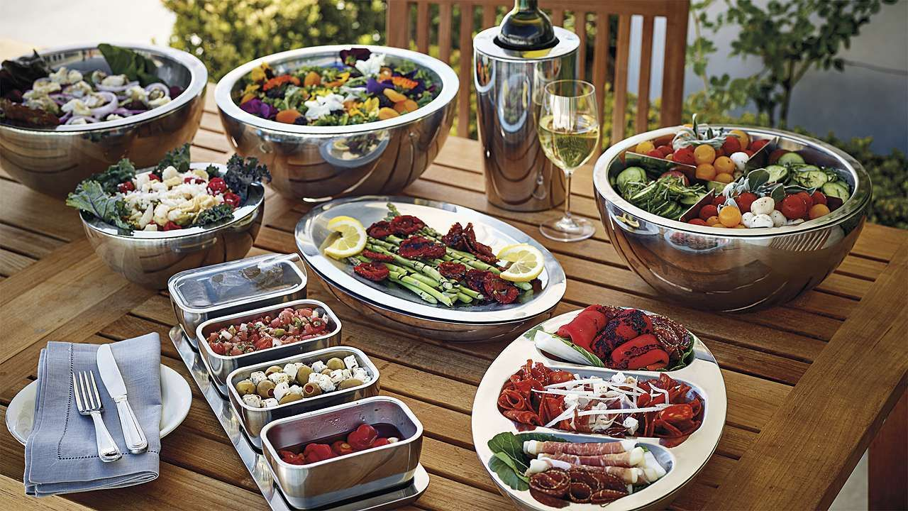 Super Chill Insulated Serving Collection Outdoor Life