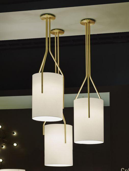 Arborescence Lampe lampadaires suspensions CVL