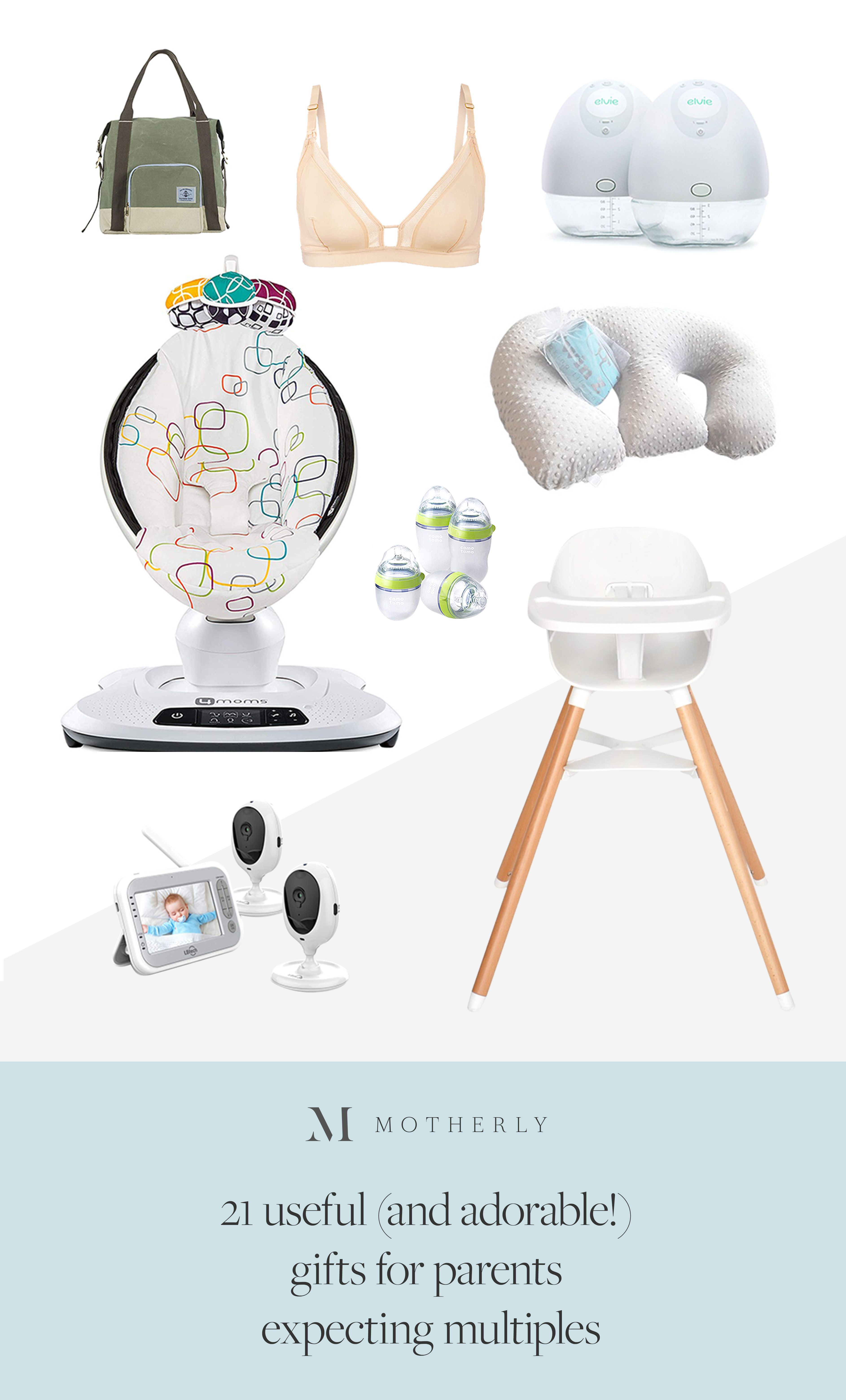 21 useful and adorable gifts for parents expecting