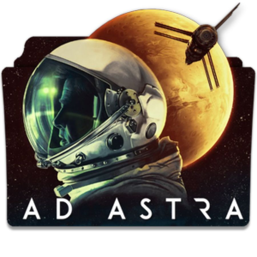Ad Astra 2019 V2dss By Ungrateful601010 On Deviantart Ad Astra Ads Movies Folder Icon