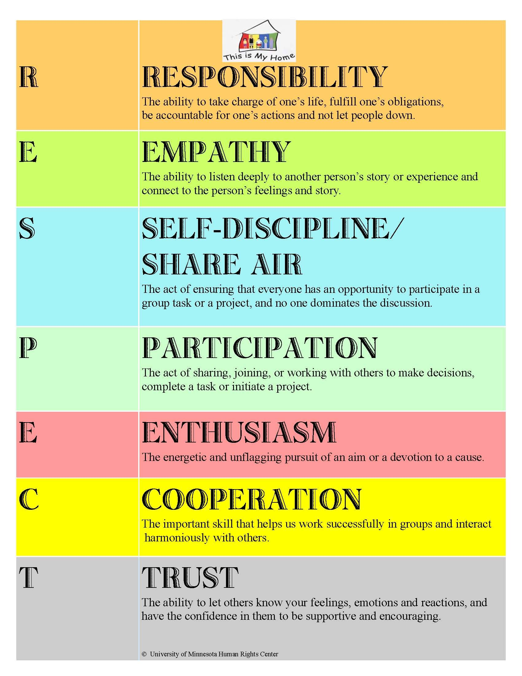 respect poster - Google Search | Education | Pinterest | Respect ...