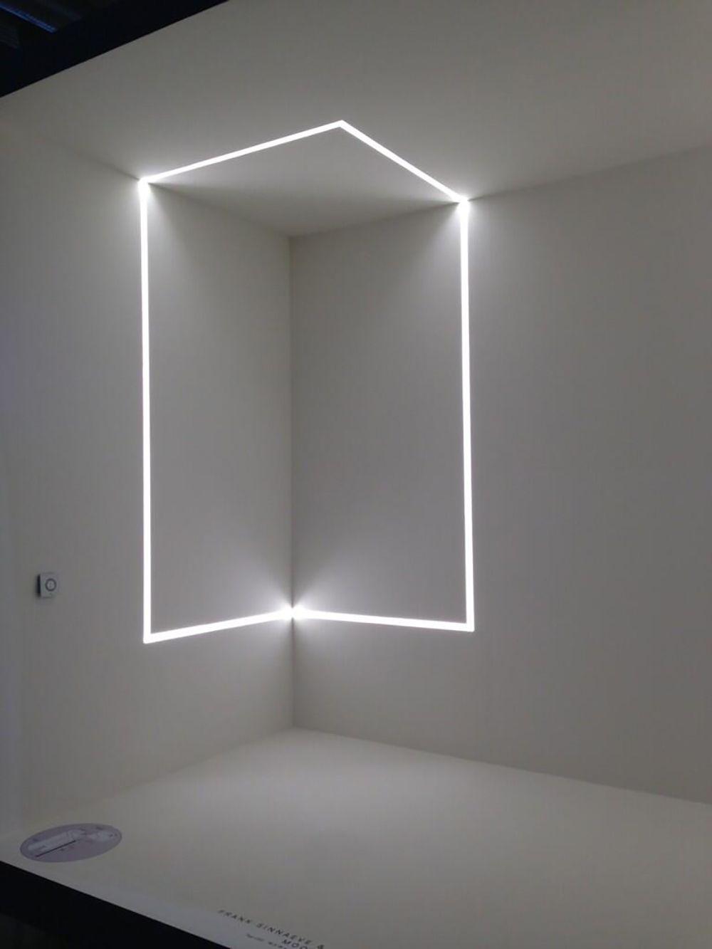 Ideas de decoraci n e iluminaci n con tiras de leds - Iluminacion exterior led ...