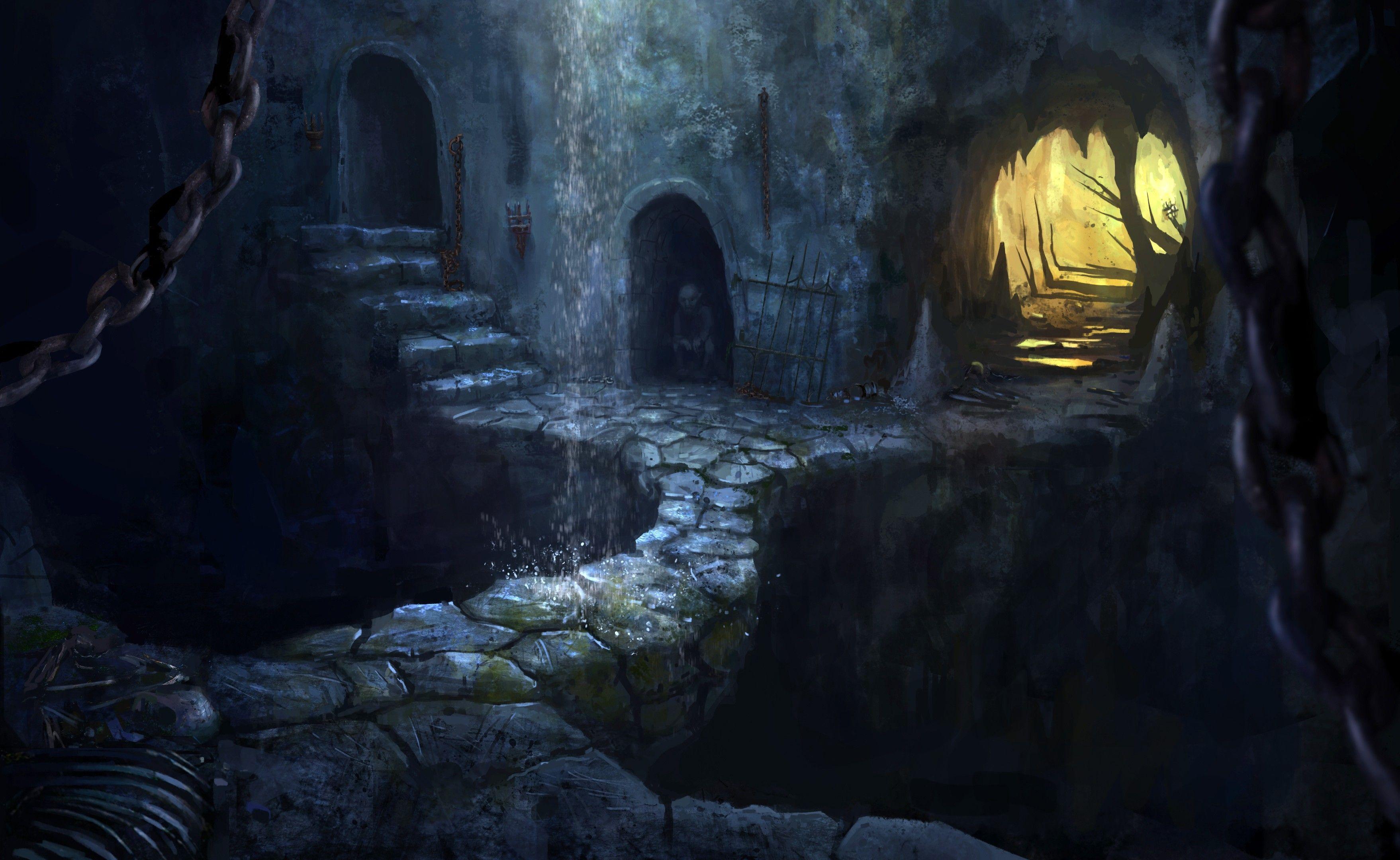 fantasy Home > Fantasy HD Wallpapers > Cave, Fantasy