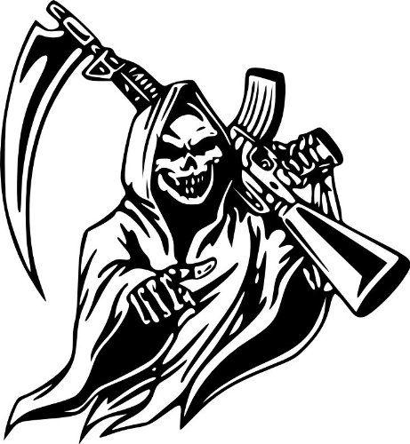 518yskoakpl Jpg 461 500 Reaper Tattoo Grim Reaper Tattoo Grim Reaper Drawing
