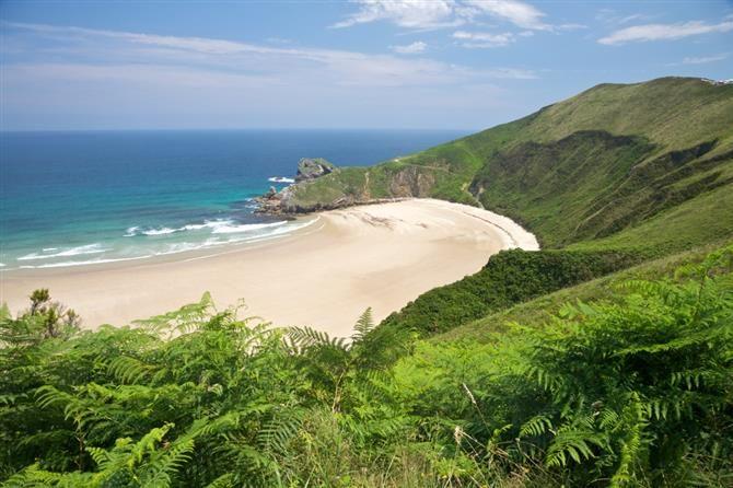 10 Incroyables Plages De La Costa Verde Road Trip Espagne Voyage Espagne Espagne