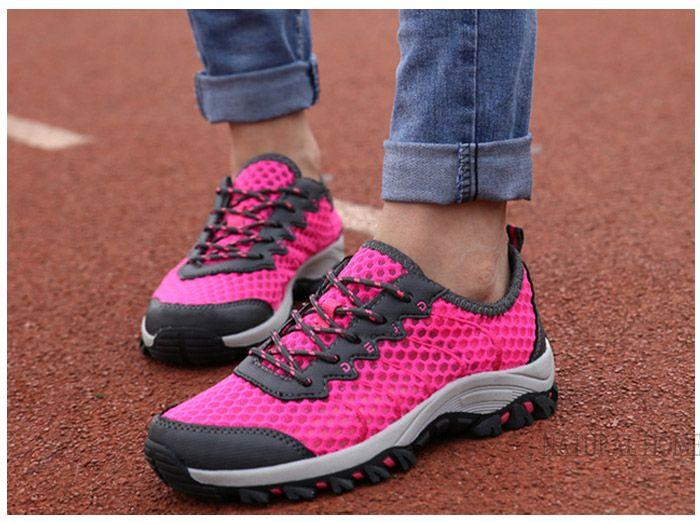 Aliexpress Com Beli Runnig Sepatu Untuk Pria Wanita Baru Musim