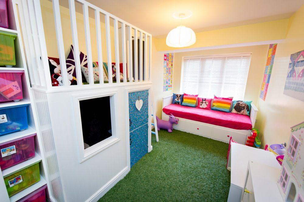 Bring The Outdoors Indoors Kids Playroom Flooring