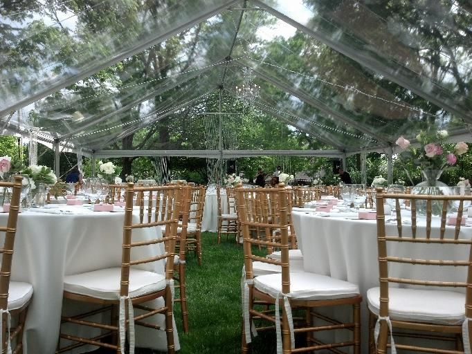 Party Palace Weddings And Events Gold Chiavari Chairs Outdoor Furniture Sets White Table Cloth