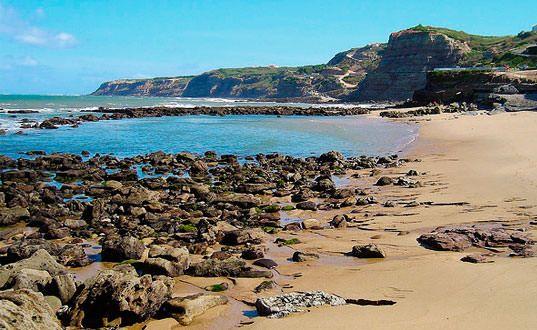 Praia da Assenta Sul