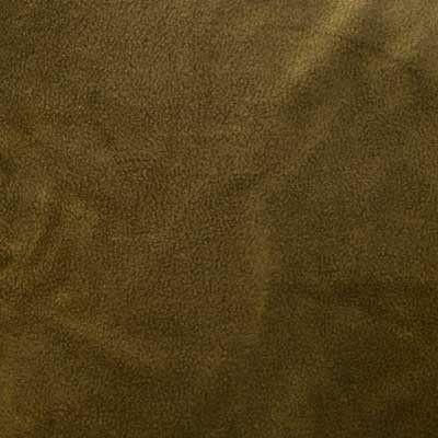 Olive Green Solid Fleece