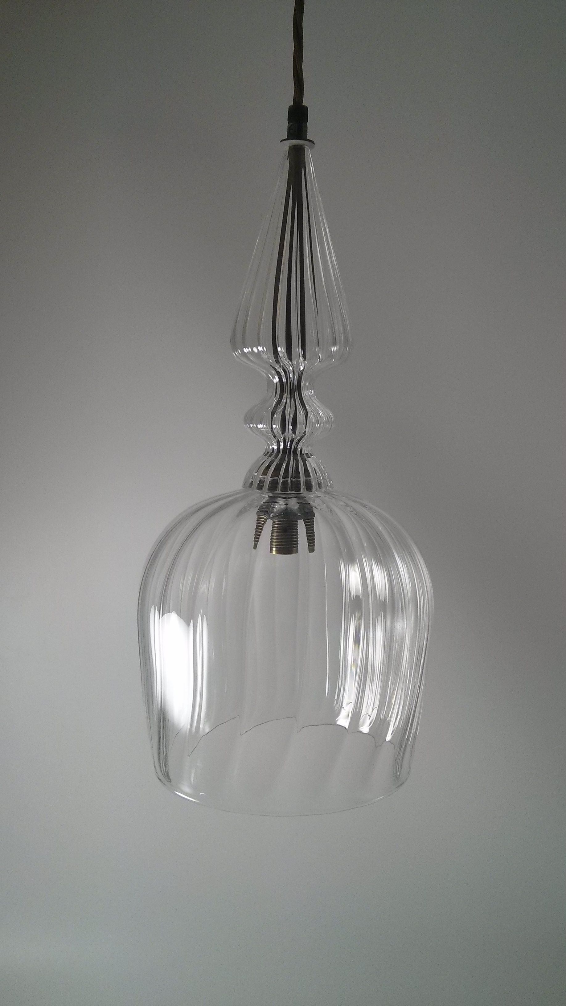 Spindle Shade in 2020 Simple pendant light, Rope pendant