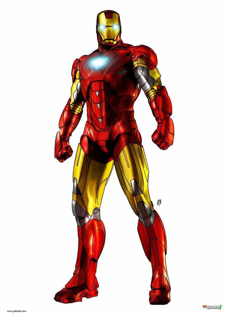 - Iron Man Colors Azspringtrainingexperience