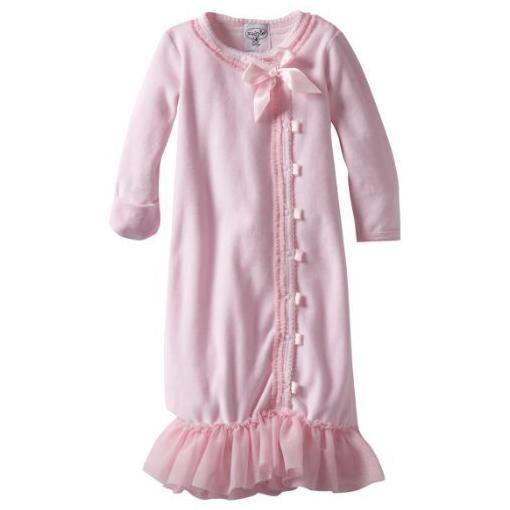 infant sleep gowns | newborn gown mud pie baby girls newborn ...