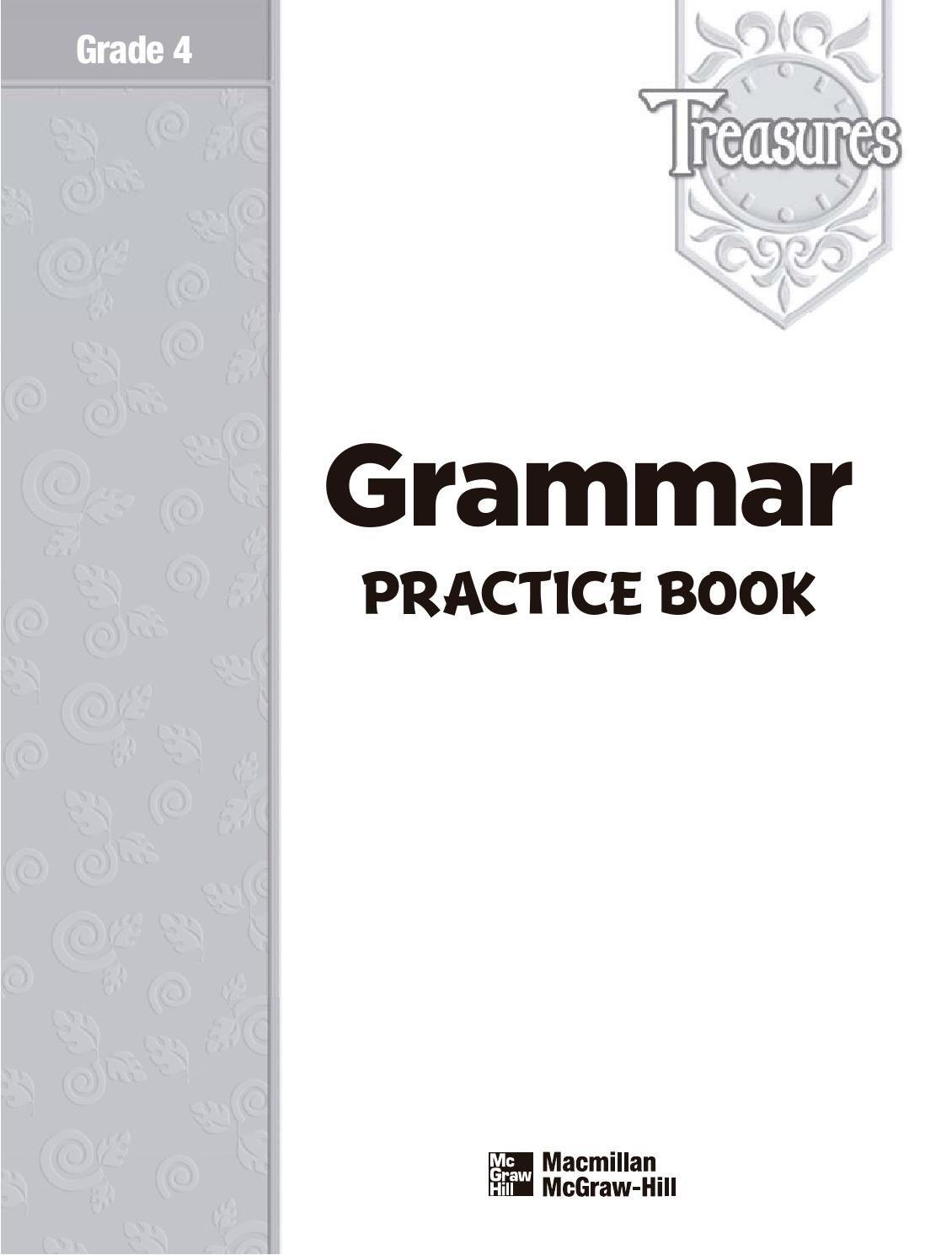 Grade 4 English Worksheets Macmillan