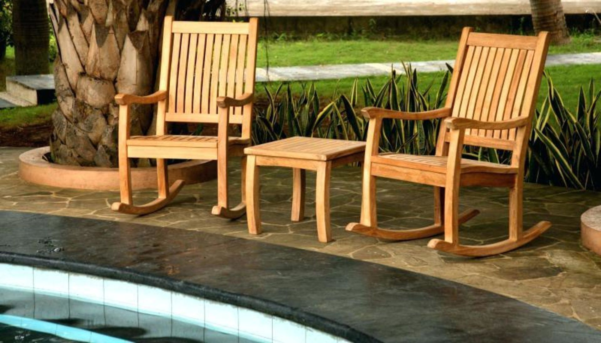 6 reasons why you should buy teak patio furniture 1 easy to