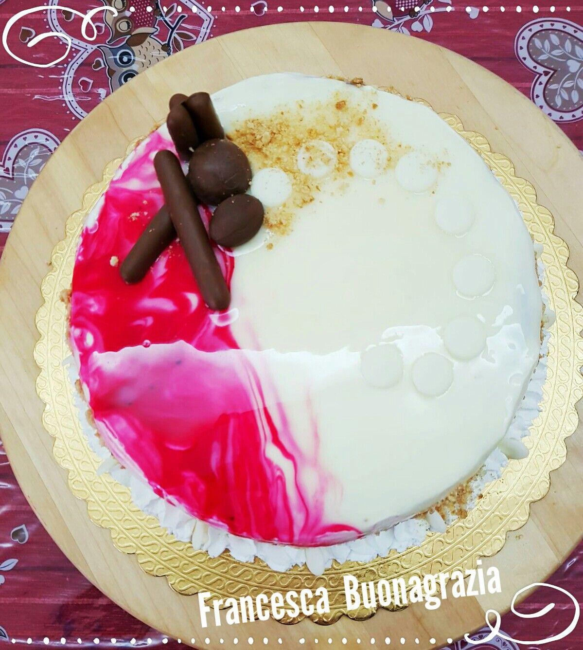 Torta glassa a specchio   Torte, Glassa