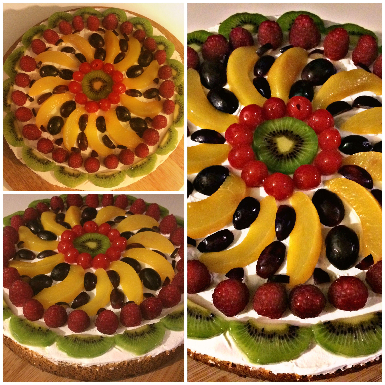 Frut cheesecake