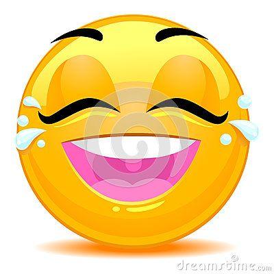 Smiley Emoticon Tears of Joy Face