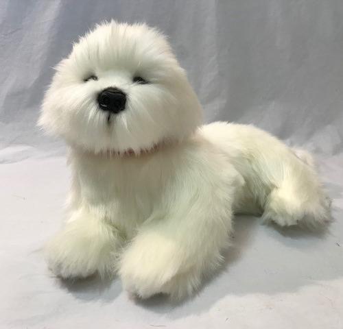 Bocchetta Bichon 29 From Www Twowoofs Co Uk Bichon Plush Dog