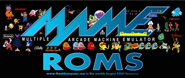 MAME 0 37b5 Roms : Games for the mobile version of MAME