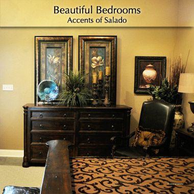Spanish hacienda bedroom furniture for southwest interiors - Southwest style bedroom furniture ...