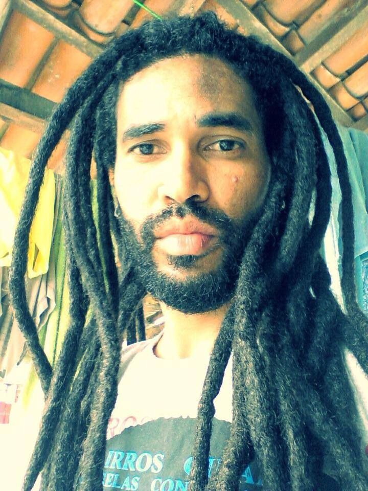 Thick Locs Dreadlock Rasta Natural Afro Hairstyles