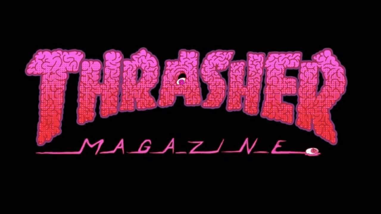 Thrasher Logo Animation
