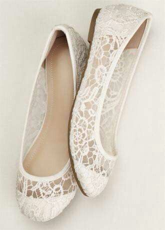 Im In Love With These Wedding Flats For BrideFlat