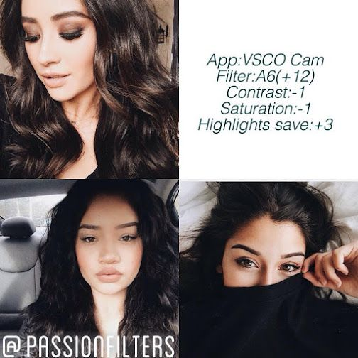 Best VSCO Filters for Selfies                                                                                                                                                                                 More