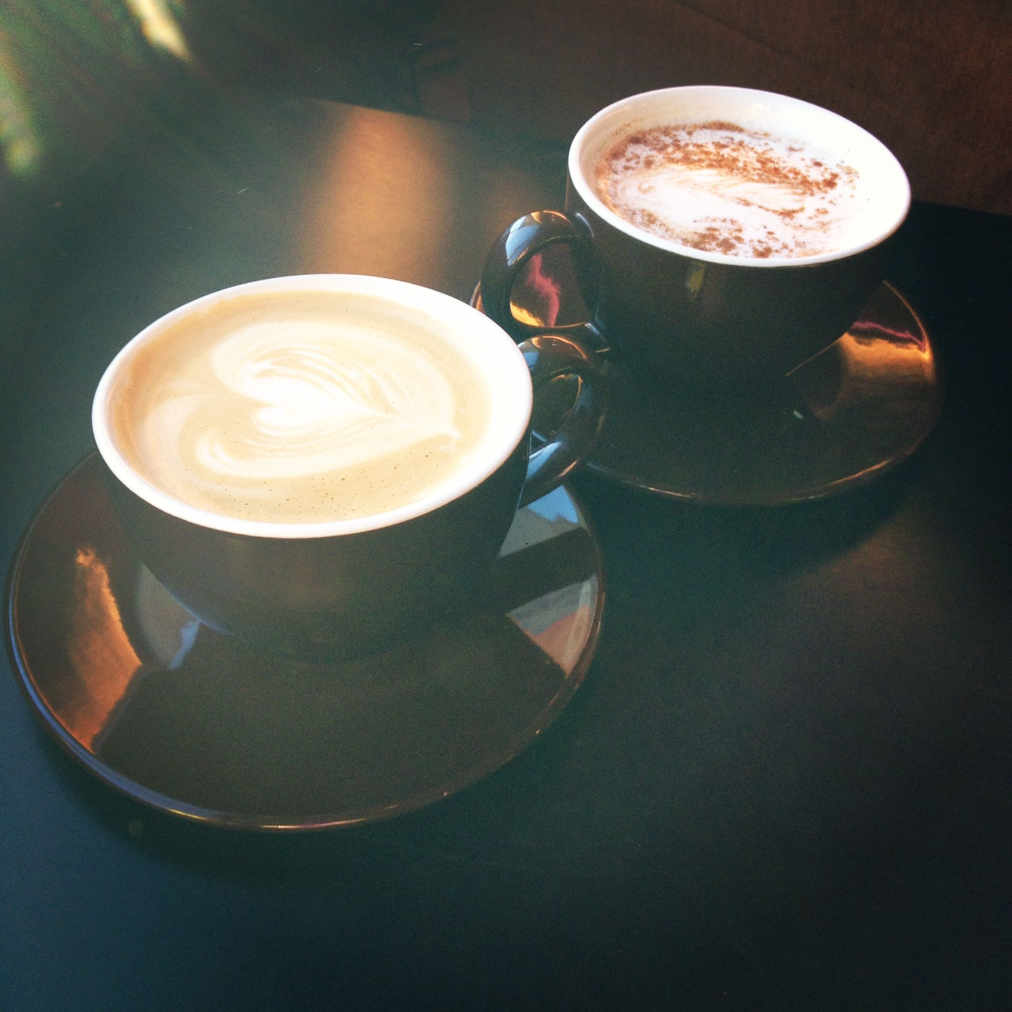 Coffee With My Sweetheart In Flagstaff On New Years Day 2014 Happy New Year My Love Quiet Time Glassware New Year S Day